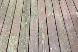 Deck and patio repairs