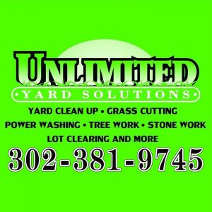 Unlimited Yard Solutions